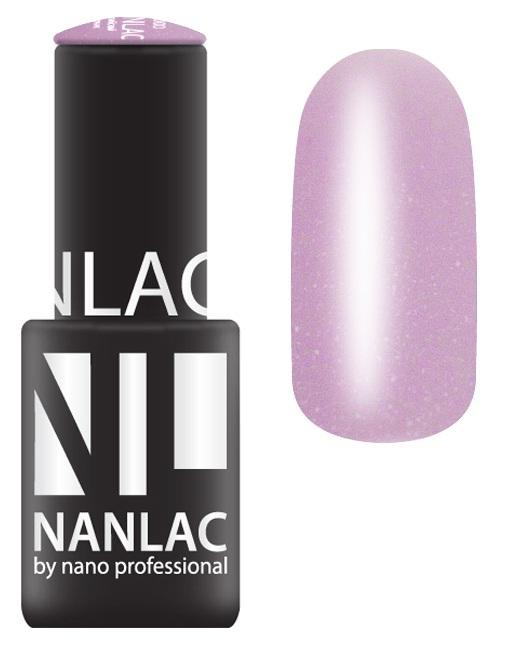 NANO PROFESSIONAL 2014 гель-лак для ногтей, высшее общество / NANLAC 6 мл