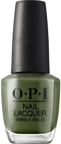 Купить OPI Лак для ногтей / Suzi The First Lady Of Nails Washington DC 15 мл, Зеленые