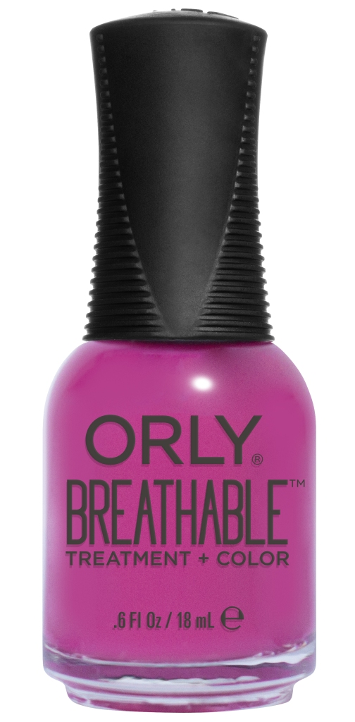ORLY Уход профессиональный дышащий (цвет) за ногтями 915 GIVE ME A BREAK / Breathable 18 мл