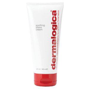 DERMALOGICA Крем успокаивающий для бритья / Soothing Shave Cream MENS SHAVE 180млДля бритья<br>Успокаивающий крем для бритья для всех состояний кожи, особенно для чувствительной или сухой. Легкий успокаивающий и смягчающий крем для бритья укрепляет естественный защитный барьер кожи и защищает от бритвенного ожога. Активные ингредиенты: сок листьев алоэ, аллантоин, экстракт окопника, пантенол, витамин Е, экстракт бузины, антиоксиданты, масла жожоба и ши. Способ применения: нанесите на чистую, влажную кожу. Можно использовать отдельно или поверх Pre-Shave Guard / Защиты перед бритьем. Брейтесь, часто споласкивая бритву.<br><br>Пол: Мужской