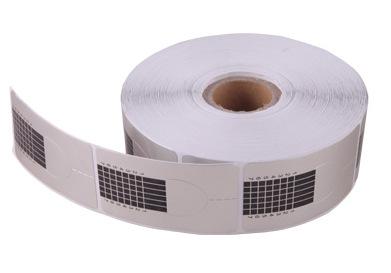 IRISK PROFESSIONAL Формы узкие серебрянные в рулоне 450-500 шт фото