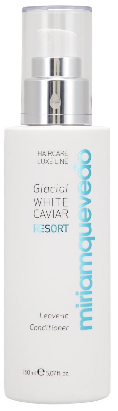 Купить MIRIAM QUEVEDO Спрей-кондиционер несмываемый с маслом прозрачно-белой икры для волос / Glacial White Caviar Resort Leave-In Conditioner 150 мл