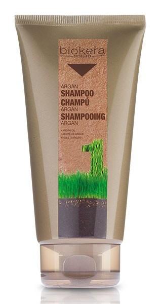 SALERM COSMETICS Шампунь с аргановым маслом для волос / BIOKERA Argan 50 мл  - Купить
