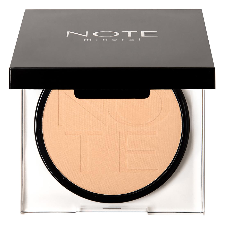 Купить NOTE Cosmetics Пудра минеральная для лица 04 / MINERAL POWDER 10 г
