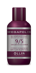Ollin professional 9/5 краситель