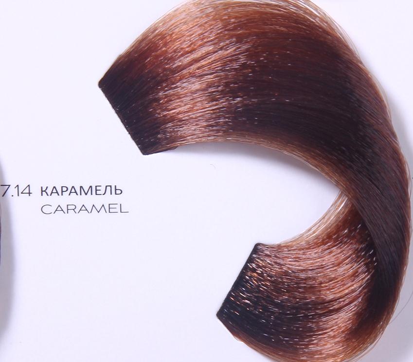 LOREAL PROFESSIONNEL 7.14 краска для волос / ДИАРИШЕСС 50мл