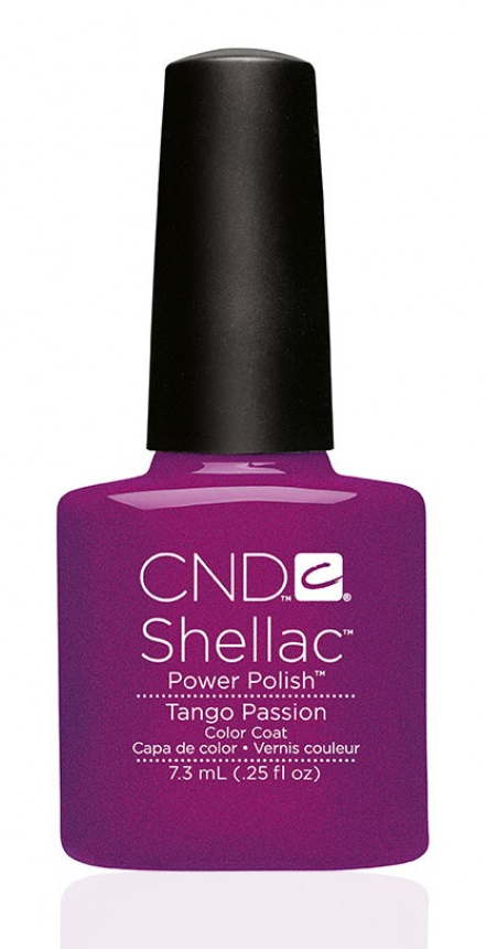 CND 90517 покрытие гелевое Tango Passion / SHELLAC 7,3мл