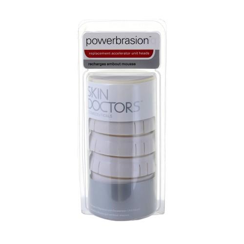 SKIN DOCTORS Насадки сменные для системы Powerbrasion / Powerbrasion Sponges 6 шт - Особые аксессуары