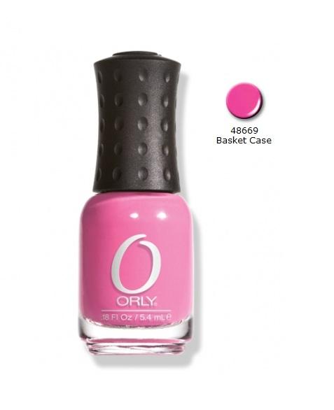 ORLY Мини-лак для ногтей Basket Case 669 5,3мл