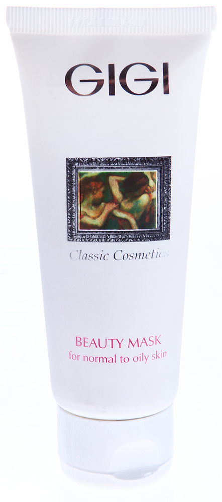 GIGI ����� ������� ��� ������ ���� / Beauty Mask For Oily Skin OUTSERIAL 75��~