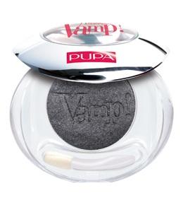 """PUPA Тени компактные 404 """"VAMP!"""" галактический серый сатиновый, 2,5гр"""