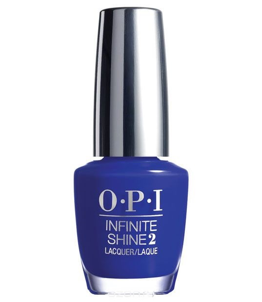 OPI Лак для ногтей Indignantly Indigo / Infinite Shine 15мл ip телефон panasonic kx tca285ru