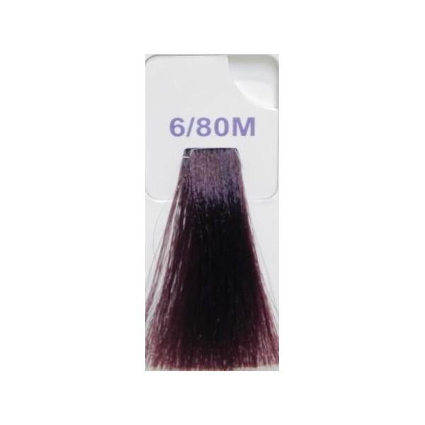 LISAP MILANO 6/80 краска для волос / LK ANTIAGE 100мл