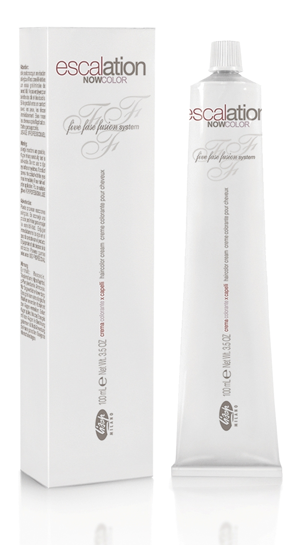 LISAP MILANO 9/63 краска для волос / ESCALATION NOW COLOR 100мл