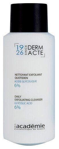 ACADEMIE Эмульсия-эксфолиант с гликолевой кислотой 6% / DERM ACTE 250 мл