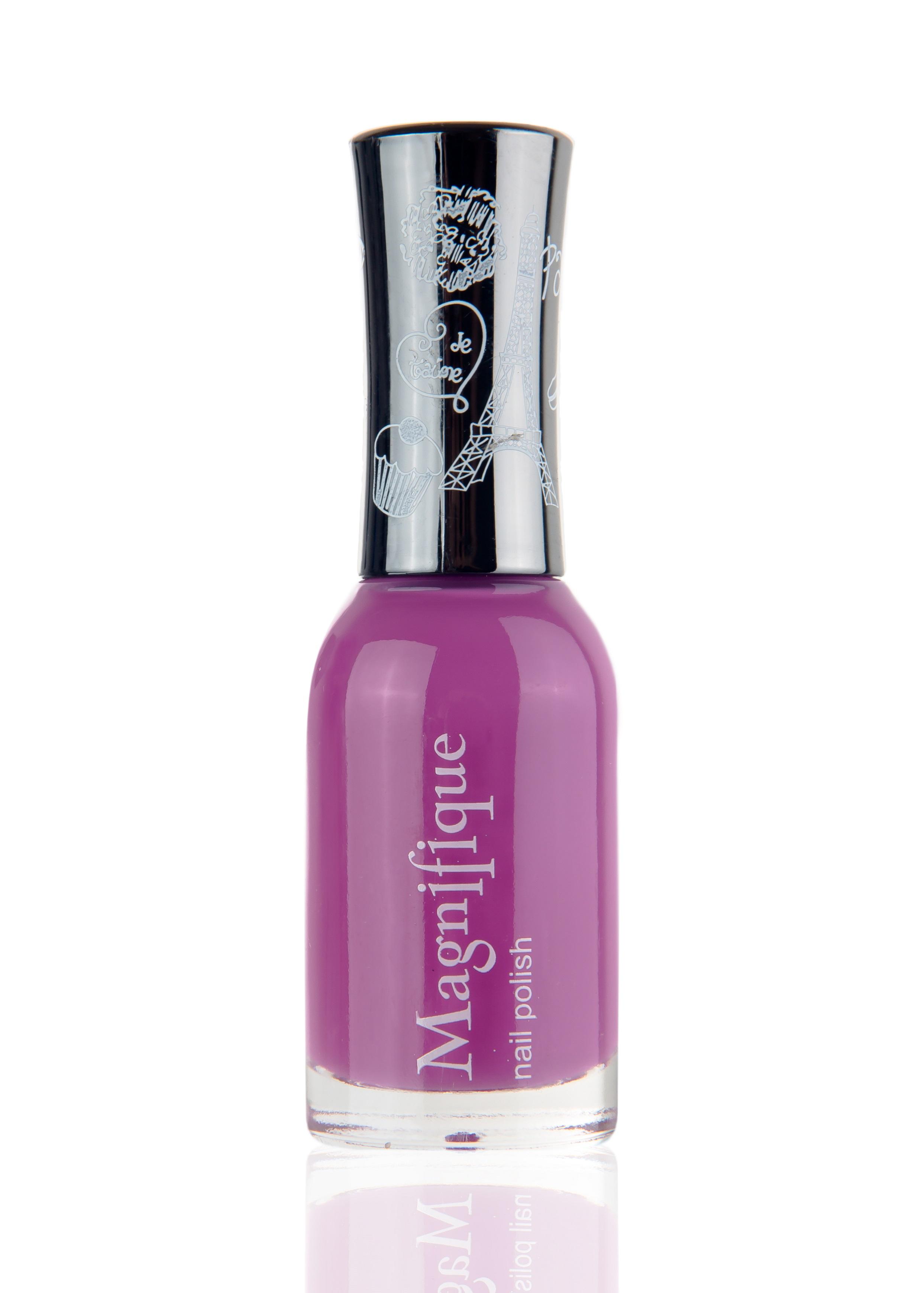 Купить AURELIA 114 лак для ногтей / Magnifique GEL effect 13 мл, Фиолетовые
