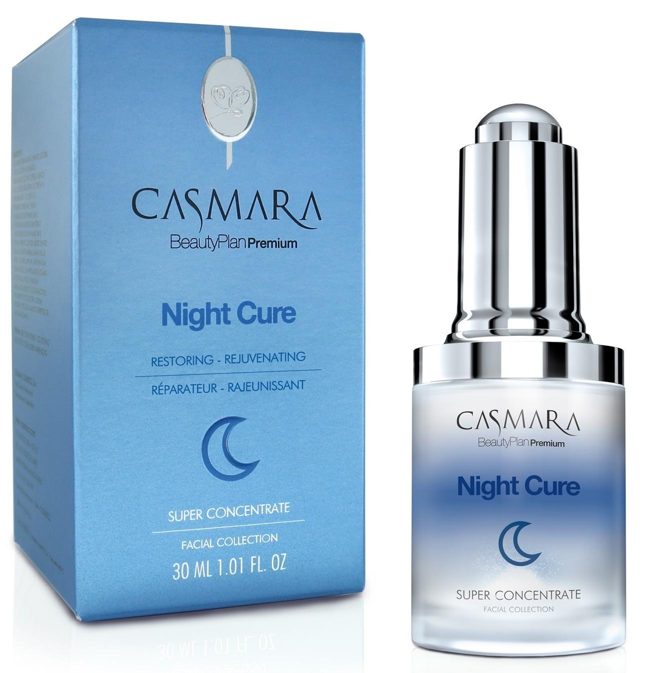CASMARA Суперконцентрат для лица Ночное восстановление 30 мл