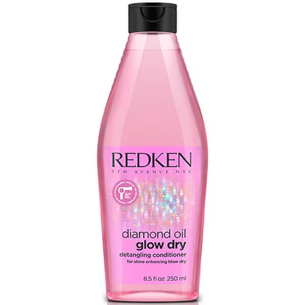 REDKEN Кондиционер для блеска волос / DIAMOND OIL GLOW DRY 250 мл