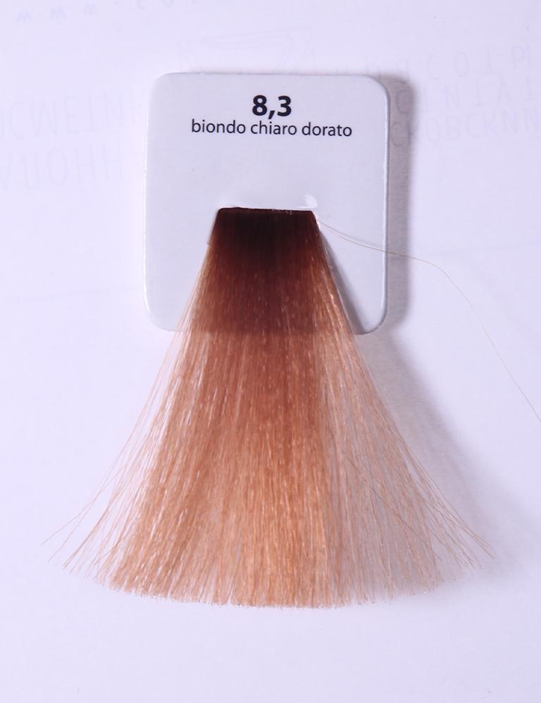 KAARAL 8.3 краска для волос / Sense COLOURS 60мл