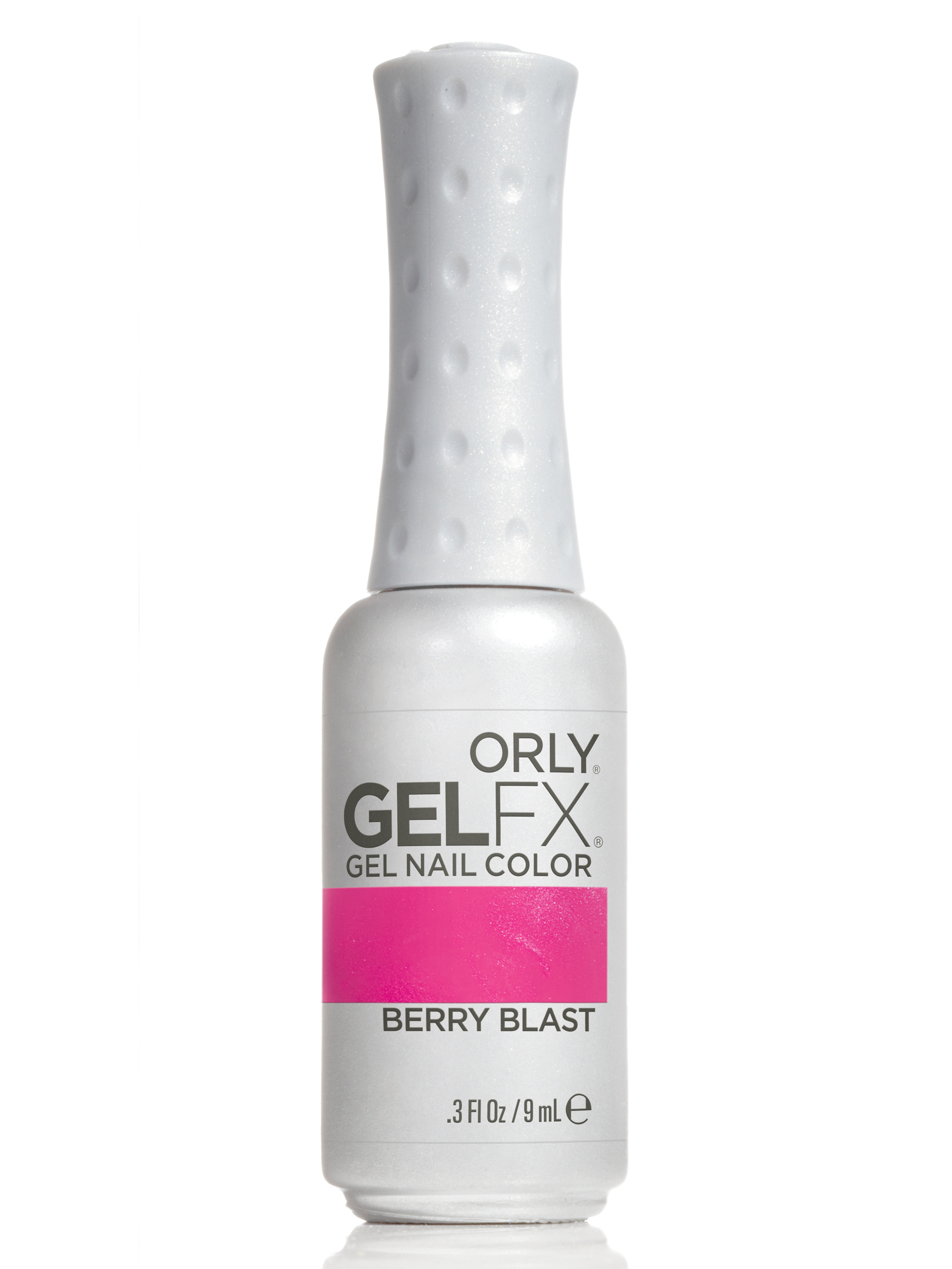 ORLY Гель-лак 501 BERRY BLAST / GEL FX 9мл orly гель лак 31 rockin' amber flakie gel fx 9мл