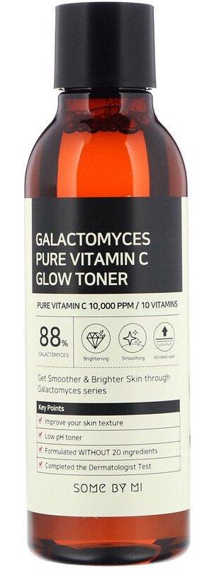 Купить SOME BY MI Тонер выравнивающий с галактомисисом и витамином С 200 мл