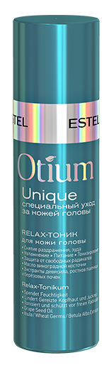 ESTEL PROFESSIONAL Тоник-relax для кожи головы / OTIUM UNIQUE 100 мл -  Тоники