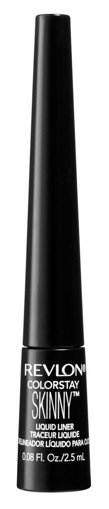 REVLON Подводка жидкая для глаз 301 / Colorstay Skinny Liquid Liner Black out - Подводки
