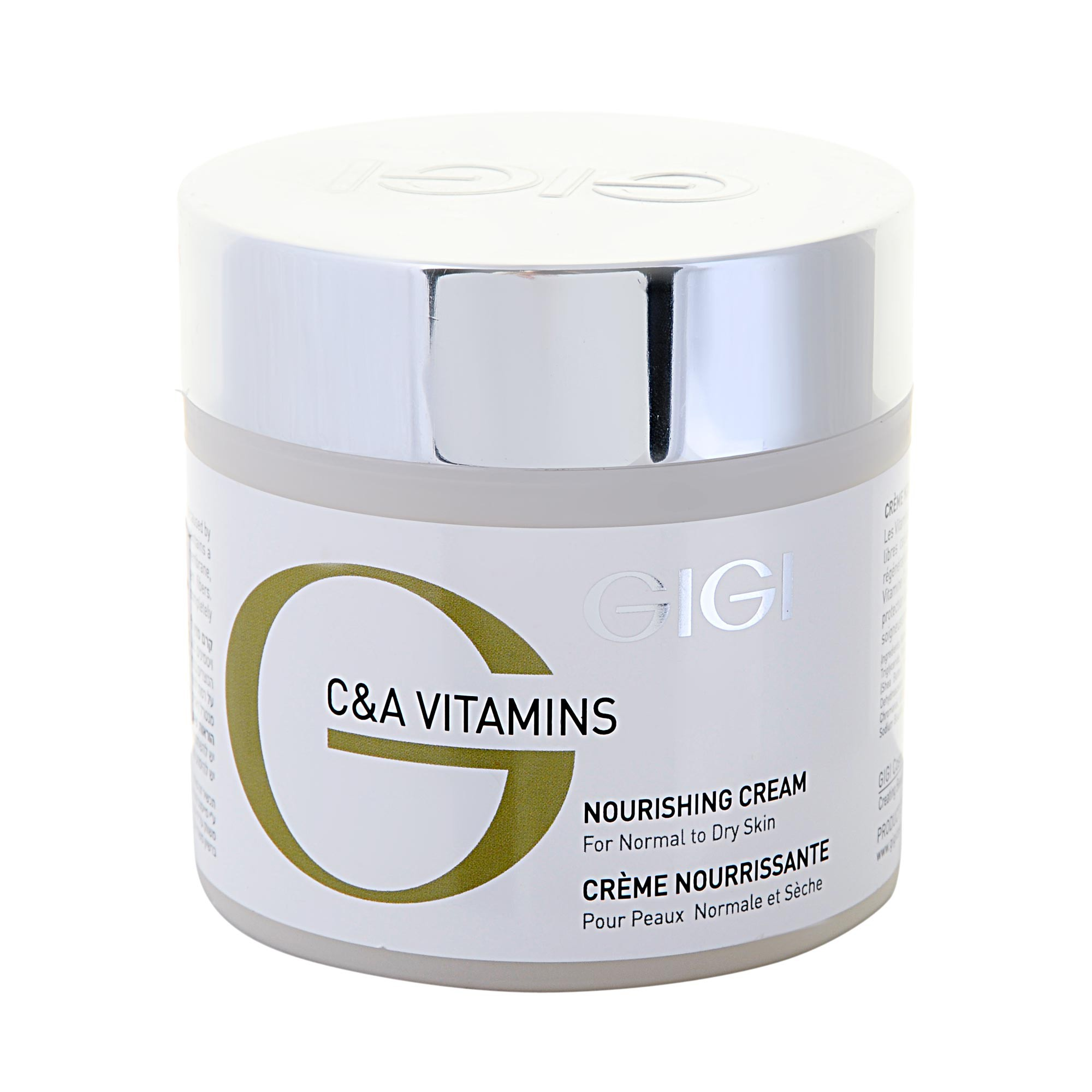 GIGI ���� ����������� / Nourishing Cream VITAMINS C&A 250��