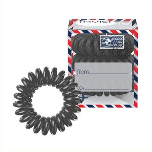 INVISIBOBBLE Резинка-браслет для волос Invisibobble Letter from Grey