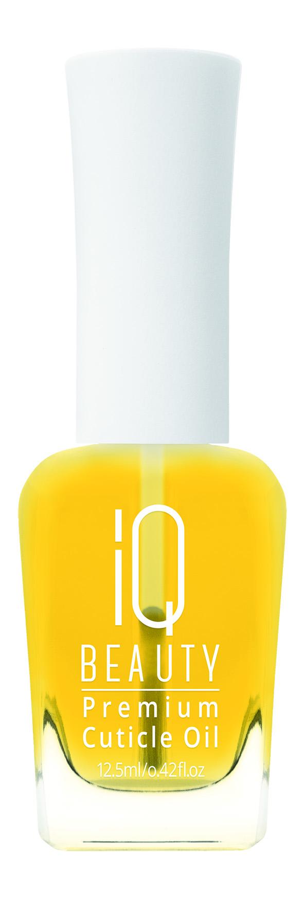 IQ BEAUTY Масло обогащённое для кутикулы /Premium Cuticle Oil, 12,5мл