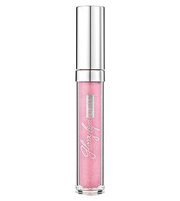 PUPA Блеск для губ 201 GLOSSY LIPS Розовый бриллиантовый, 7мл