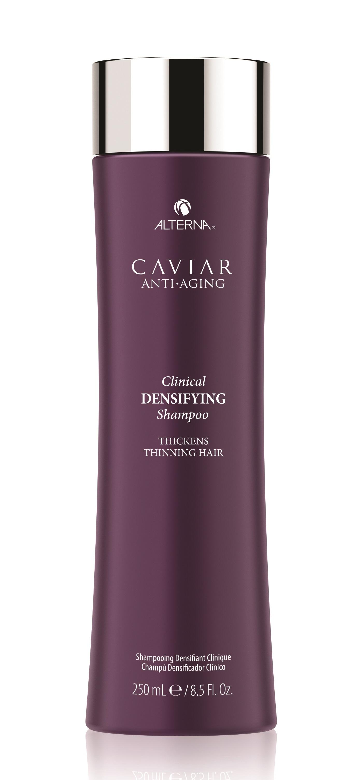 Купить ALTERNA Шампунь-детокс для уплотнения и стимулирования роста волос с экстрактом красного клевера / Caviar Anti-Aging Clinical Densifying Shampoo 250 мл