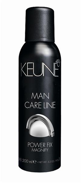 KEUNE Лак для мужчин Кэе Лайн Мен / CL MAN POWER FIX 200мл