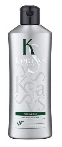 KERASYS Шампунь освежающий для лечения кожи головы / SCALP CARE 180 г