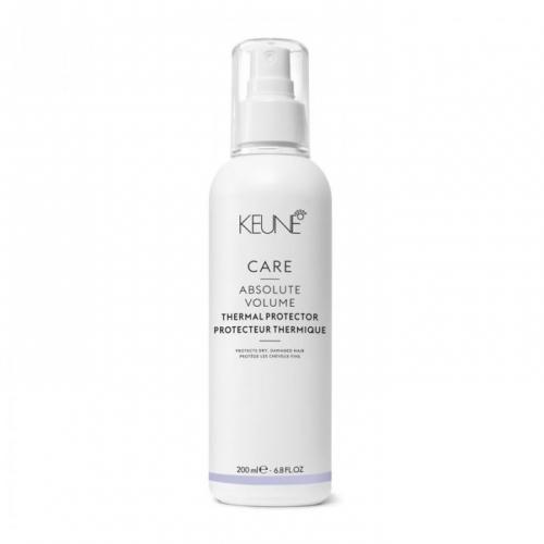 KEUNE Термо-защита для волос & Абсолютный объем&  / CARE Absolute Vol Therma Prot 200мл -  Особые средства