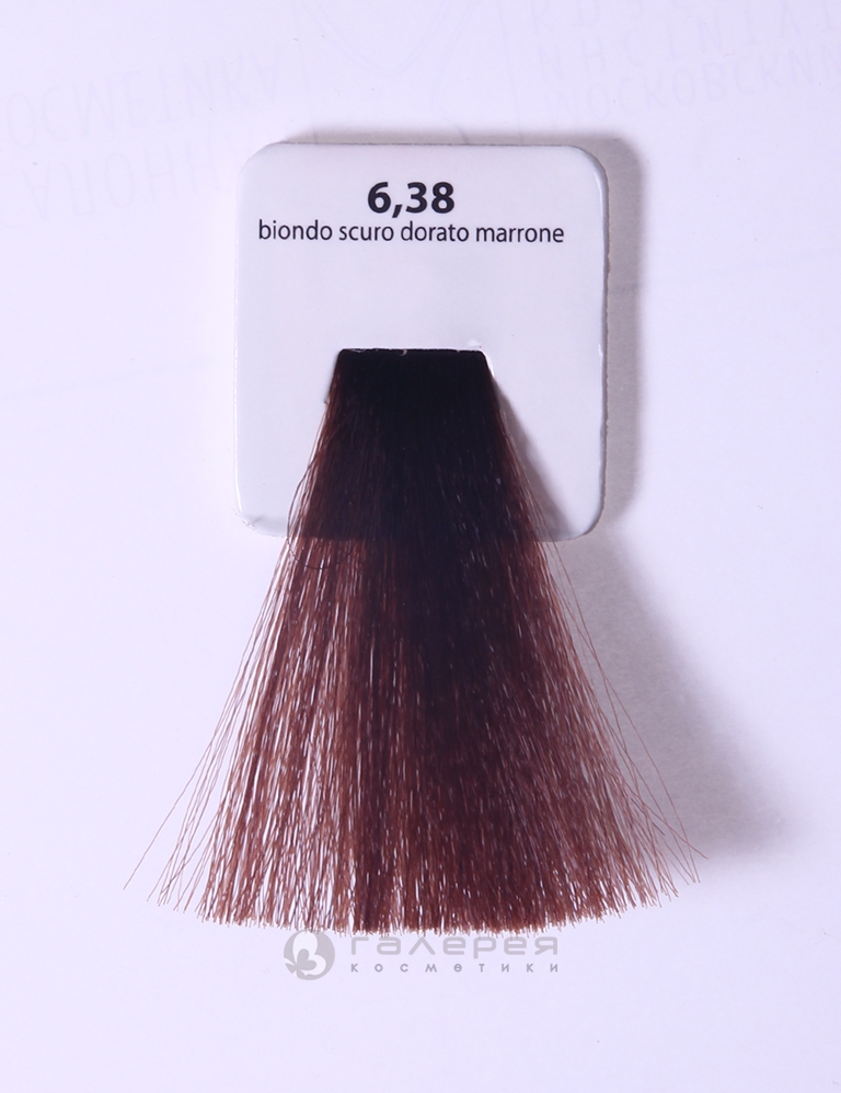 KAARAL 6.38 краска для волос / Sense COLOURS 100 мл kaaral стойкий безаммиачный краситель 8 светлый блондин kaaral baco soft ammonia free af8 60 мл