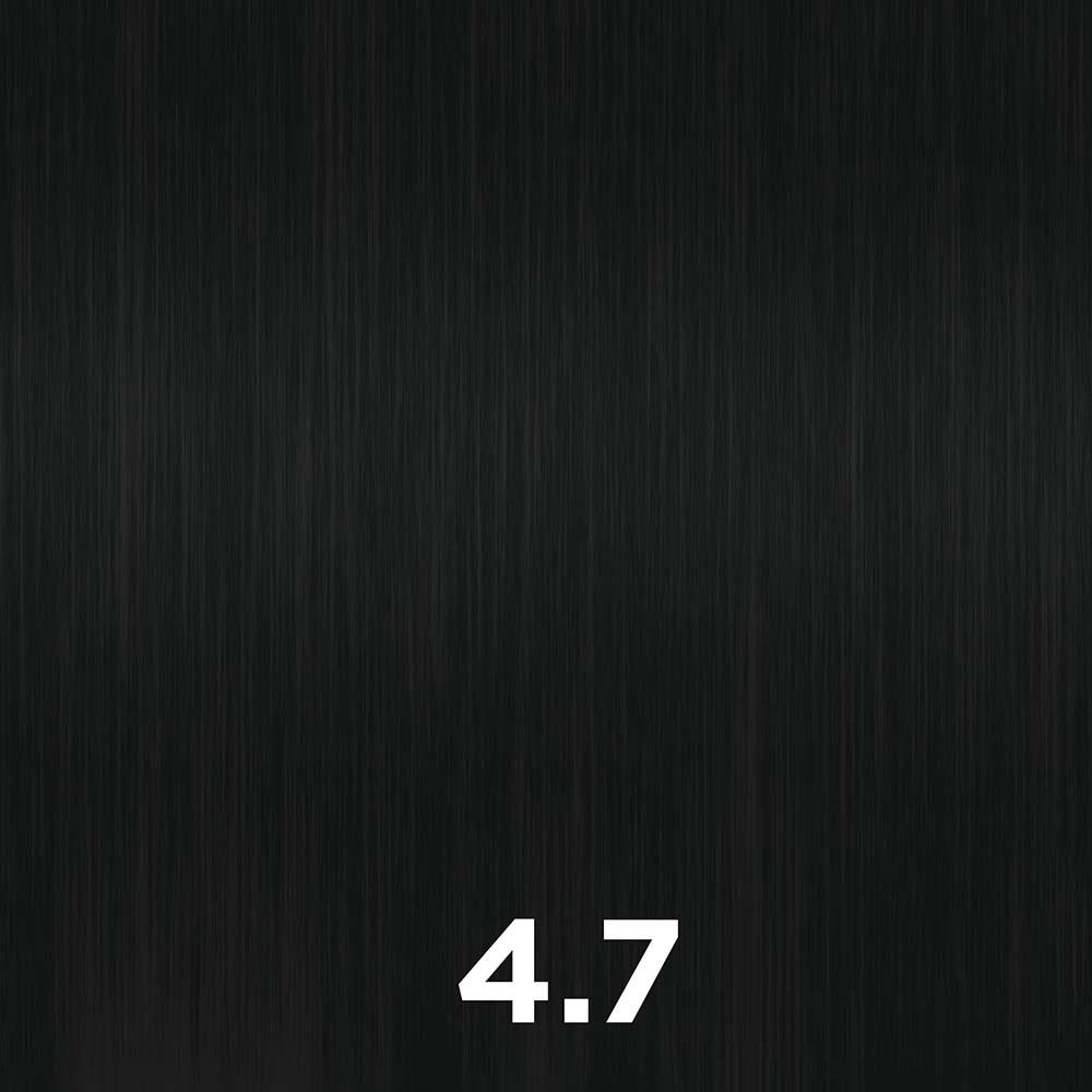 CUTRIN 4.7 краситель безаммиачный для волос, черный кофе / AURORA 60 мл фото