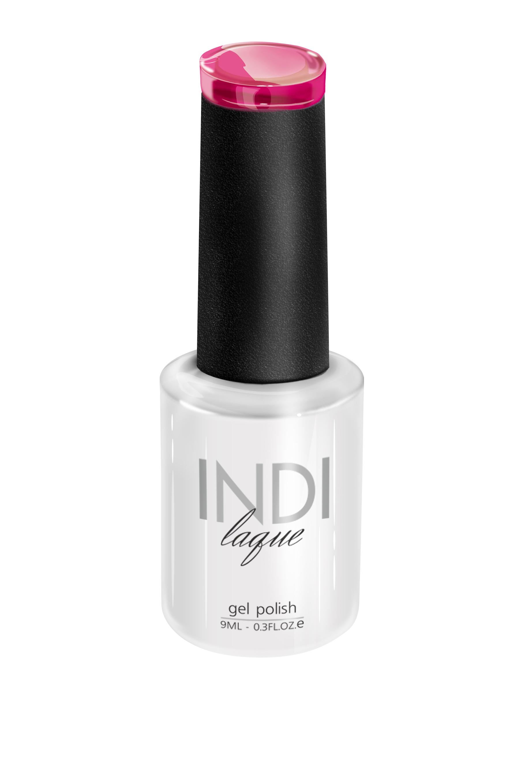 RuNail 3067 гель-лак классический для ногтей / INDI laque 9 мл