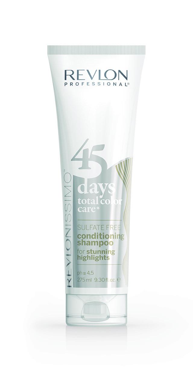REVLON Professional Шампунь-кондиционер для мелированных волос / ShampooConditioner Highlights 275мл