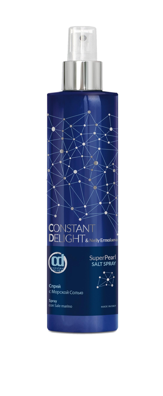 Купить CONSTANT DELIGHT Спрей для волос с морской солью / Super Pearl CD & Nelly Ermolaeva 250 мл