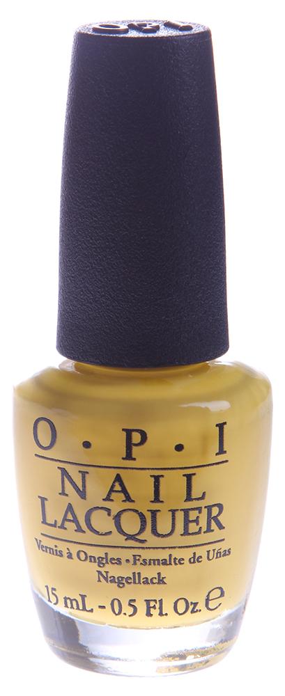 OPI Лак для ногтей I Just Can't Cope-acabana / BRAZIL 15мл