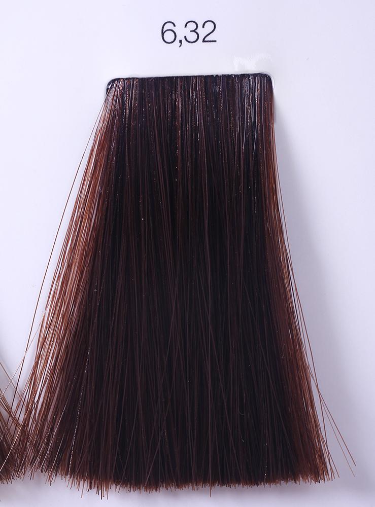 LOREAL PROFESSIONNEL 6.32 краска для волос / ИНОА ODS2 60грКраски<br>INOA - первый краситель, позволяющий достичь желаемых результатов окрашивания, окрашивать тон в тон, осветлять волосы на 3 тона, идеально закрашивает седину и при этом не повреждает структуру волос, поскольку не содержит аммиака. Получить стойкие, насыщенные цвета позволяет инновационная технология Oil Delivery System (ODS) система доставки красителя при помощи масла. Благодаря удивительному действию системы ODS при нанесении, смесь, обволакивая волос, как льющееся масло, проникает внутрь ткани волос, чтобы создать безупречный цвет. Уникальность системы ODS состоит также в ее умении обогащать структуру волоса активными защитными элементами, который предотвращает повреждения и потерю цвета.  После использования красителя окислением без аммиака Inoa 4.20 от LOreal Professionnel волосы приобретают однородный насыщенный цвет, выглядят идеально гладкими, блестящими и шелковистыми, как будто Вы сделали окрашивание и ламинирование за одну процедуру.  Способ применения: Приготовьте смесь из красителя Inoa ODS 2 и Оксидента Inoa ODS 2 в пропорции 1:1. Нанесите смесь на сухие или влажные волосы от корней к кончикам. Не добавляйте воду в смесь! Подержите краску на волосах 30 минут. Затем тщательно промойте волосы до получения чистой, неокрашенной воды.<br><br>Цвет: Блонд<br>Типы волос: Для всех типов