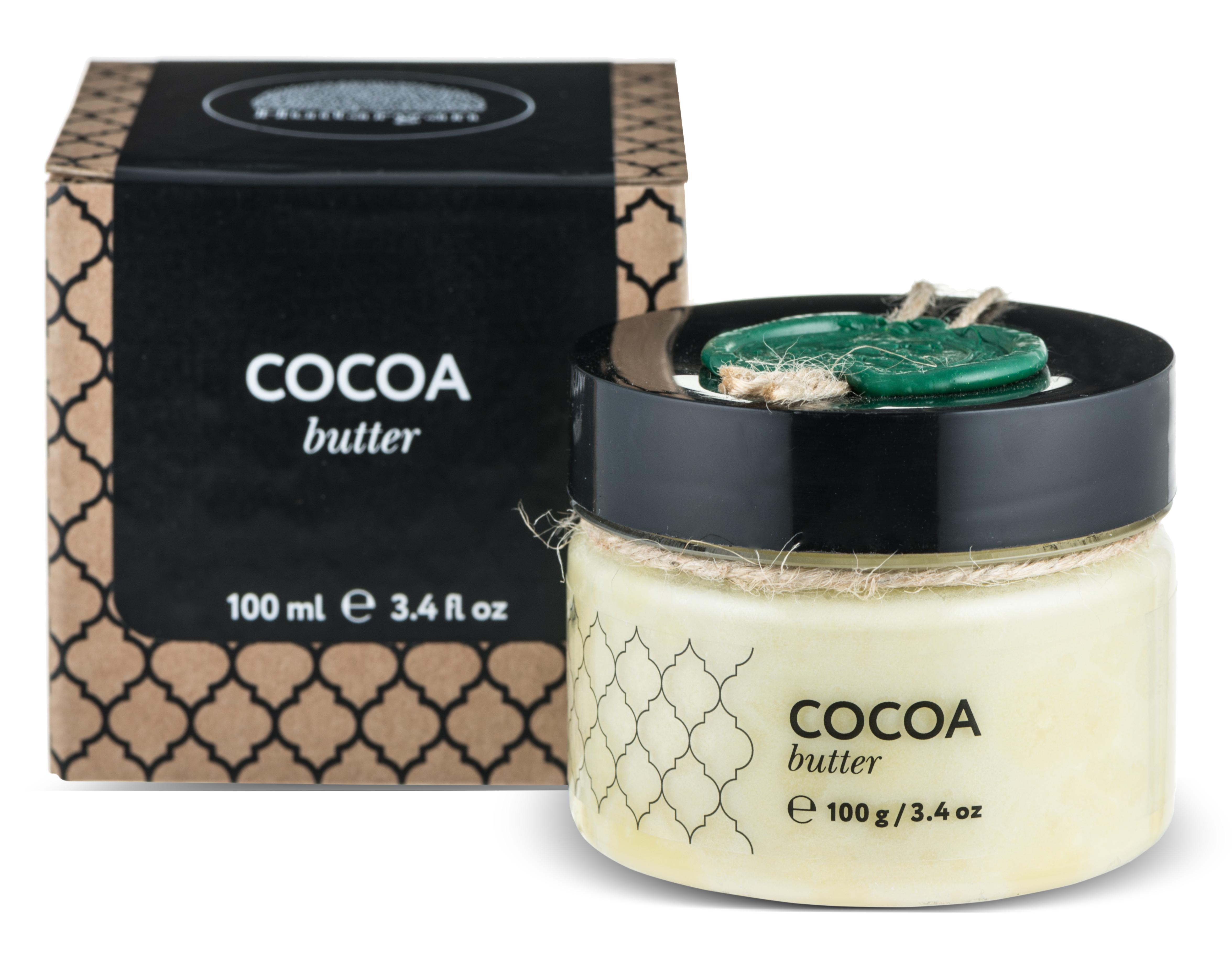 HUILARGAN Масло какао для тела, баттер 100 г - Масла