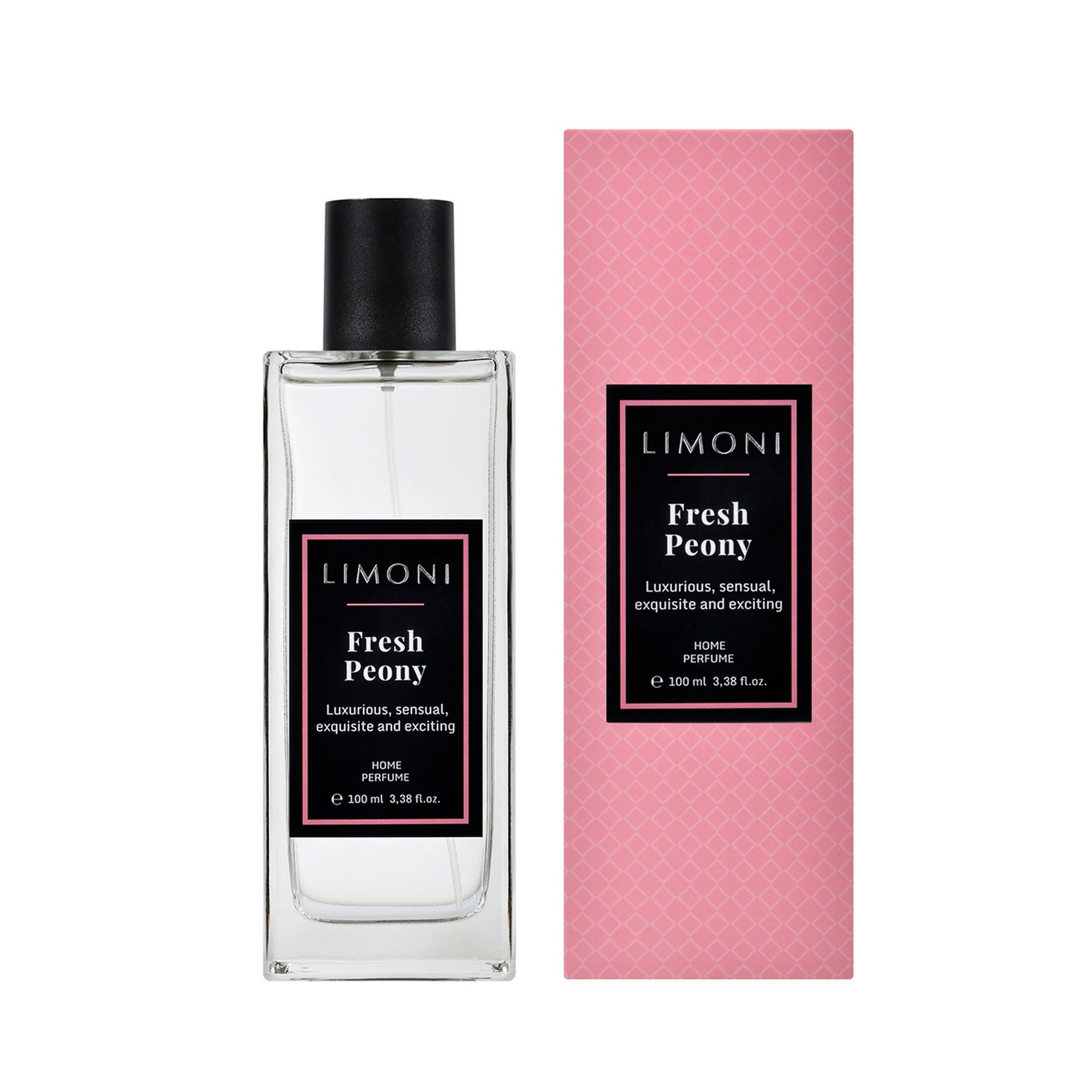 LIMONI Вода парфюмерная Свежий пион / LIMONI Fresh Peony, 100 мл от Галерея Косметики