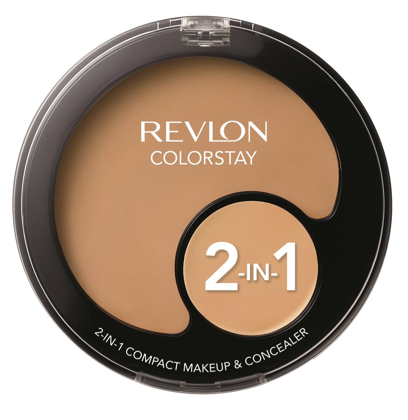 REVLON Основа тональная + консилер 2 в 1 180 / Colorstay