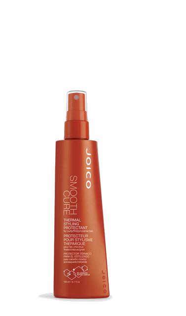 JOICO Термозащита разглаживающая для кудрявых, жестких волос / SMOOTH CURE 150мл