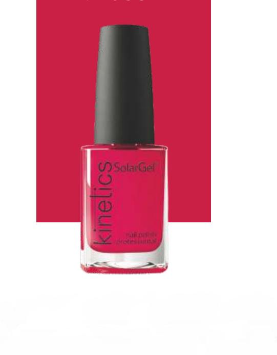 Купить KINETICS 383 лак профессиональный для ногтей / SolarGel Polish 15 мл, Красные