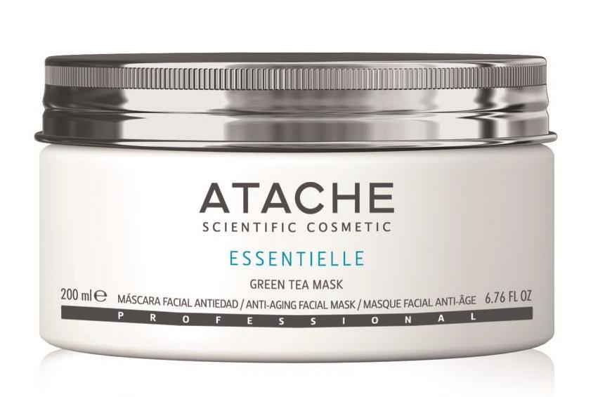 Купить ATACHE Маска успокаивающая с зеленым чаем для лица 200 мл