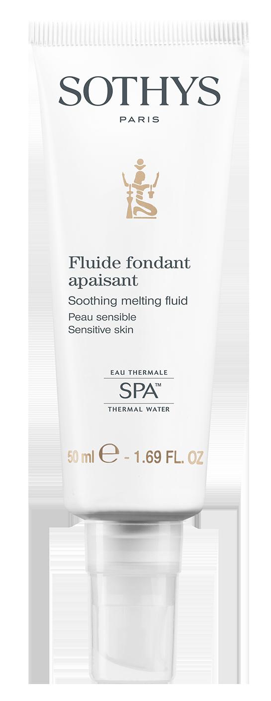 SOTHYS Флюид успокаивающий для чувствительной кожи (нормальная и комбинированная) / REGULAR CARE 50 мл фото