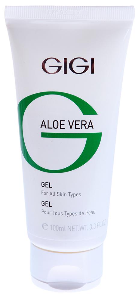 GIGI Гель успокаивающий противовоспалительный / Gel ALOE VERA 100мл